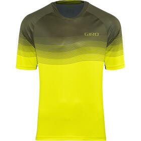 Giro Roust MTB Pyöräilypaita Miehet, citron green heatwave